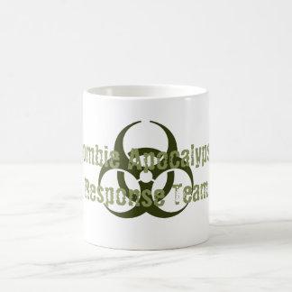 Funny Zombie Apocalypse Response Team Coffee Mug