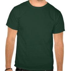 Funny Zombie Buff Pun T Shirt