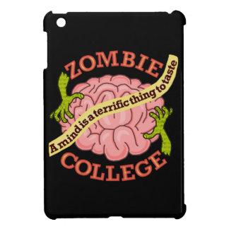 Funny Zombie College Logo Cover For The iPad Mini