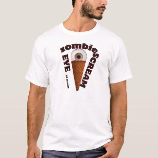 "Funny Zombie Eats ""Eye Screams"" T-Shirt"