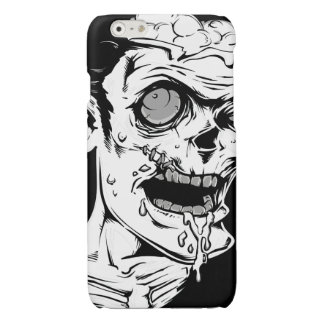 Funny Zombie Horror Face - Cool and Unique Glossy iPhone 6 Case