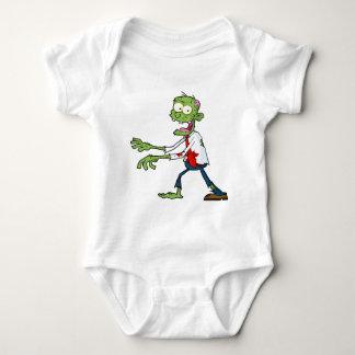 Funny Zombie Infant Creeper