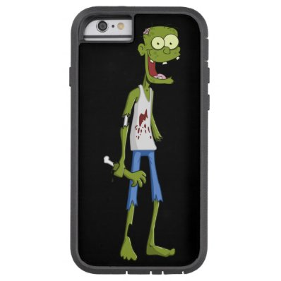 Funny Zombie iPhone Cover