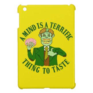 Funny Zombie Proverb iPad Mini Covers