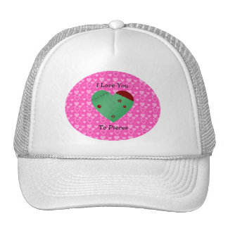 Funny zombie valentine's day gifts hat