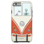 Funny Zombie Van iPhone 6 case