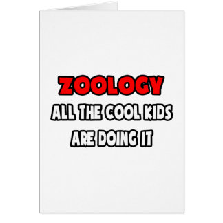 Funny Zoologist Shirts and Gifts Cards