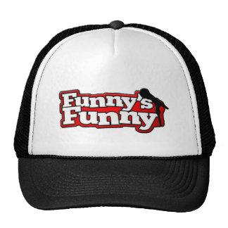 Funny's Funny Logo Stuff Trucker Hat