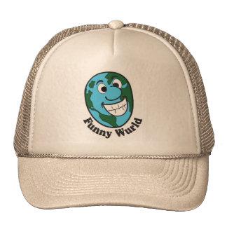 FUNNYWURLD HAT MESH HATS