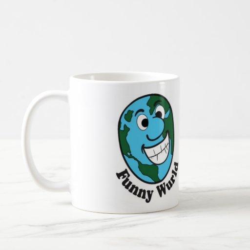 Funnywurld Taza De Café
