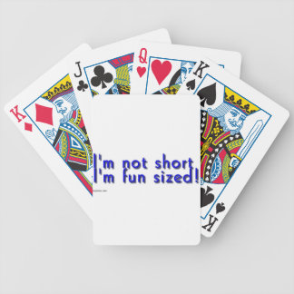 funsized.jpg bicycle playing cards