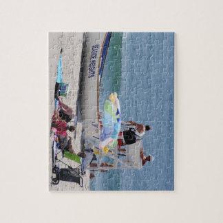 Funtown Pier Seaside Heights New Jersey Shore Jigsaw Puzzle