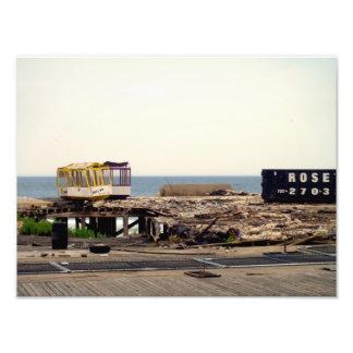 Funtown Pier - Seaside New Jersey 3 Photo Print