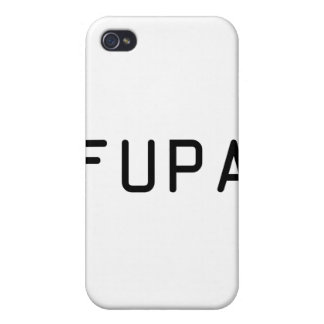 FUPA CASE FOR iPhone 4