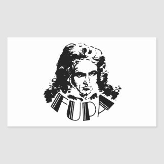 FUPA Mozart Etiqueta