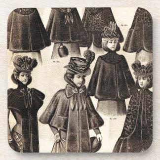 Fur Capes Coaster