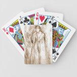 Fur Coat 1875 Poker Cards