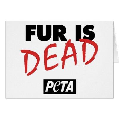 fur is dead