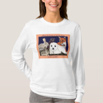 Fur Is For Wonder, Not Wear womens AA hoodie white