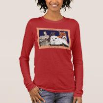 Fur Is For Wonder, Not Wear womens ls tee brown