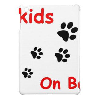 Fur_kids_on_board.jpg Case For The iPad Mini