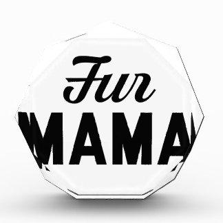 Fur Mama Award