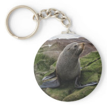 Fur Seal Keychain