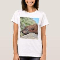 Fur seal New Zealand T-Shirt