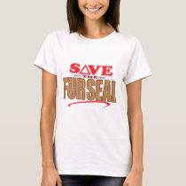 Fur Seal Save T-Shirt