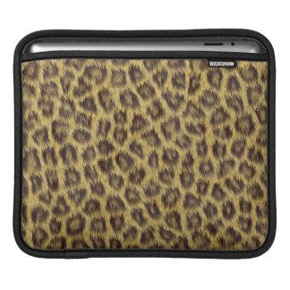 Fur texture sleeve for iPads