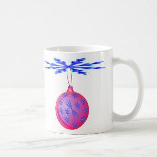 Fur-tree toy coffee mug