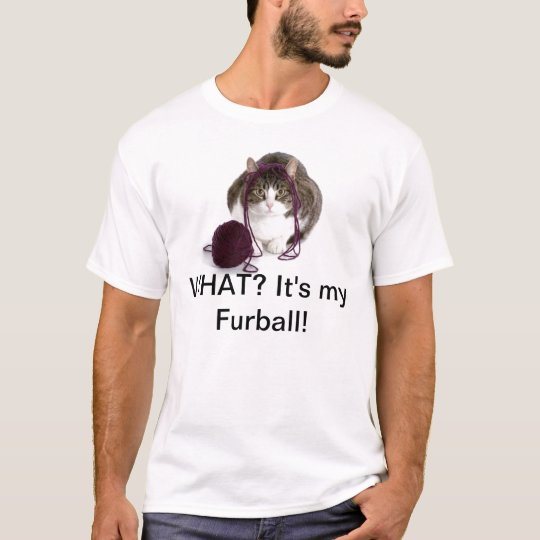 Furball Cat T-Shirt