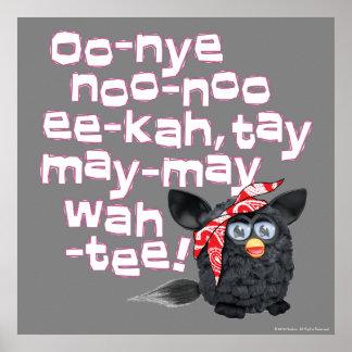 Furbish Talk Poster