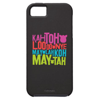 Furbish Text iPhone SE/5/5s Case