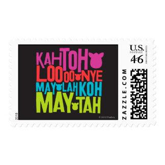 Furbish Text Stamps