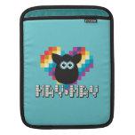 Furby a memoria de imagen: Mayo-mayo Funda Para iPads