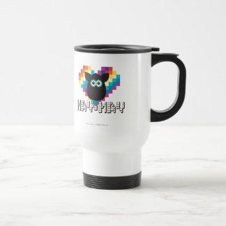 Furby a memoria de imagen Mayo-mayo Taza De Café