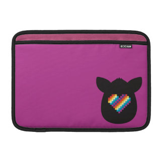 Furby Heart Sleeves For MacBook Air