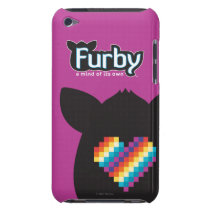 Furby Heart iPod Touch Case-Mate Case