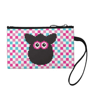 Furby Icon Change Purse