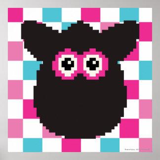 Furby Icon Poster