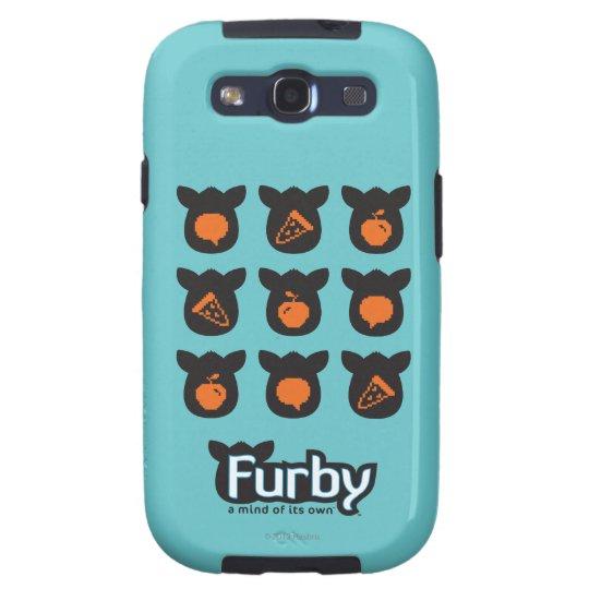 Furby Icons Galaxy SIII Case