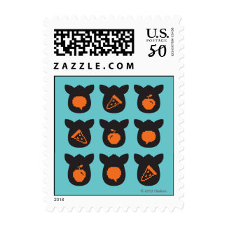 Furby Icons Postage