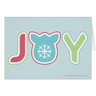 Furby Joy Card
