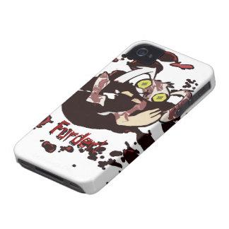 ¡Furder! Caja de Blackberry iPhone 4 Case-Mate Funda