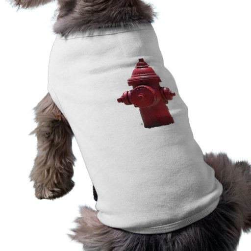 Fure Hydrant Pet Shirt