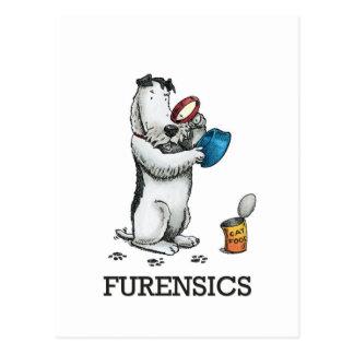 Furensics Postcard