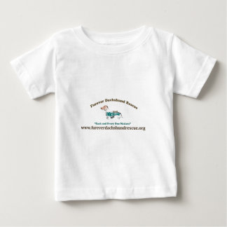 Furever Dachshund Rescue Baby T-Shirt