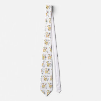 Furever Friends Humane Society necktie