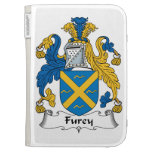 Furey Family Crest Cases For Kindle